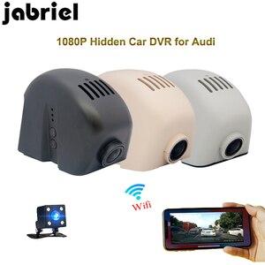 Image 2 - Jabriel Hidden 1080P Wifi Car dvr dash cam car camera for audi a1 a3 a4 a5 a6 a7 a8 q3 a5 q7 tt rs3 rs4 rs5 rs6 rs7 s8 2002 2019