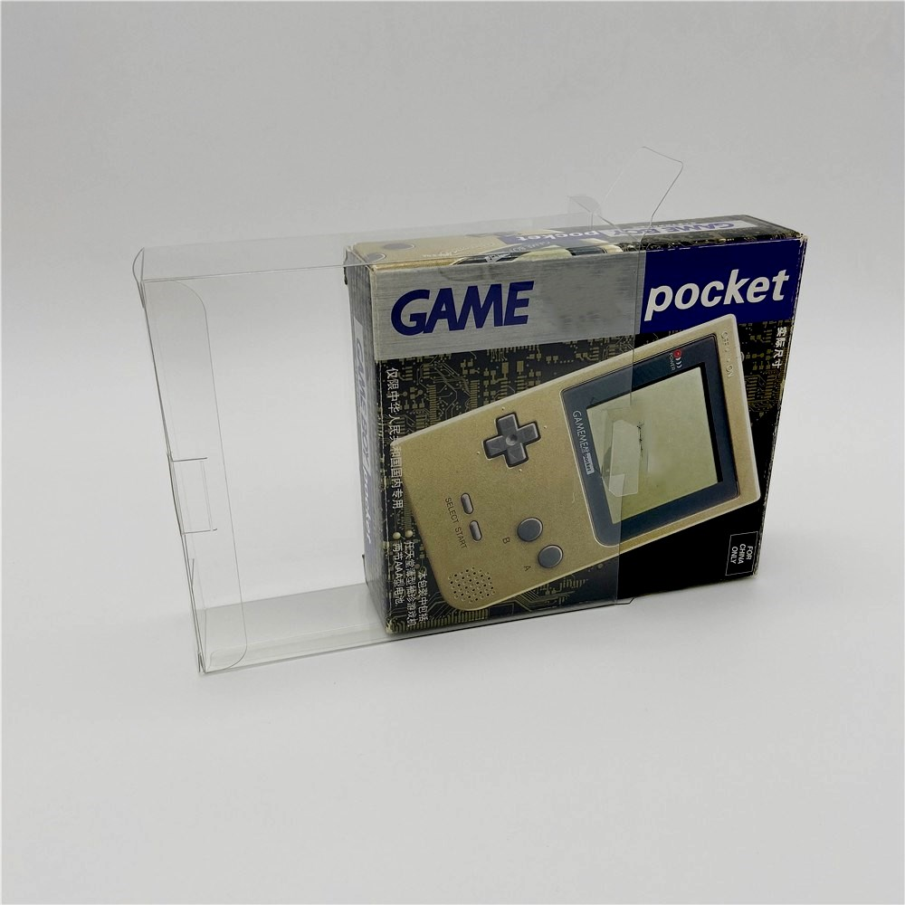 Collection Box Display Box Protection Box Storage Box Used By Gameboy Pocket GBP In Europe And America
