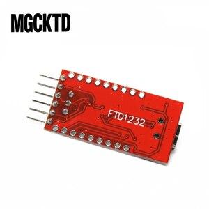 Image 2 - 100% คุณภาพดี! 10Pcs FT232RL FT232 FTDI USB 3.3V 5.5VไปยังTTL Serial Adapter ModuleสำหรับDIY