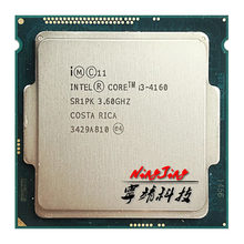 Intel Core i3-4160 i3 4160 3.6 GHz Dual-Core procesor cpu 3M 54W LGA 1150