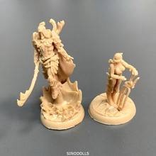 2pcs Miniatures Nolzur's Marvelous Role-Playing Miniatures Board Game Figures Toys New Arrival