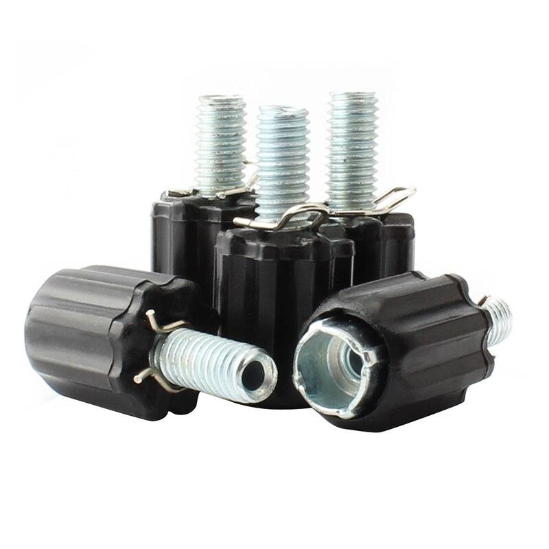 2pcs transmission shifter screw v brake cable adjuster bike shifting bolt lALUK