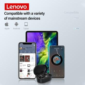 Original Lenovo XT91 TWS Earphone Wireless Bluetooth Headphones AI Control Gaming Headset Stereo bass With Mic Noise Reduction 5