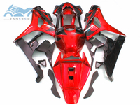 High quality Injection fairing kit fit for Honda CBR1000RR 2006 2007 CBR 1000RR 06 07 ABS plastic fairing kits red black XY26