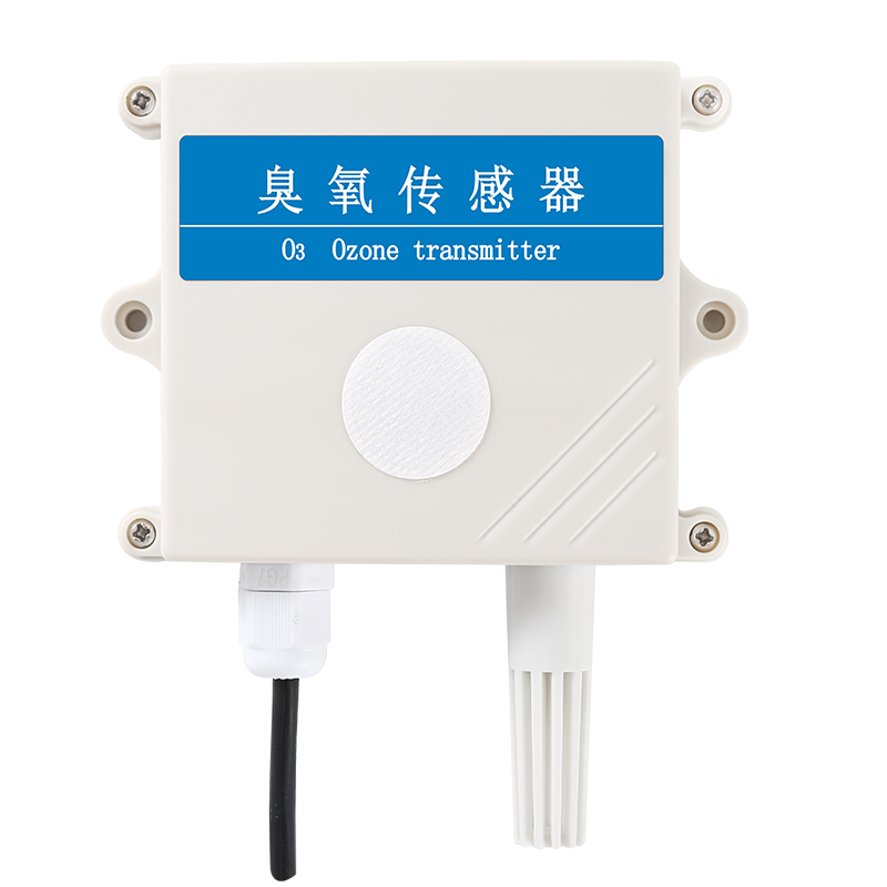 O3 Ozone Gas Sensor Transmitter RS485 Toxic Gas Concentration Detection 4-20mA