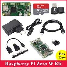 Ahududu Pi sıfır W (kablosuz) 1G Hz CPU 512M RAM on board WiFi Bluetooth 1080P Video çıkışı ahududu Pi sıfır W kurulu Pi 0 W
