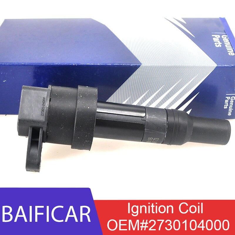 Baificar Фирменная Новинка настоящая катушка зажигания 27301-04000 2730104000 для Hyundai I10 Kia Rio III пиканто 1.0L 1.2L 1.25L