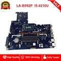레노버 B50-70 B50-80 노트북 마더 보드 I5-4210U sr1ef ziwb2/ziwb3/ziwe1 LA-B092P 메인 보드
