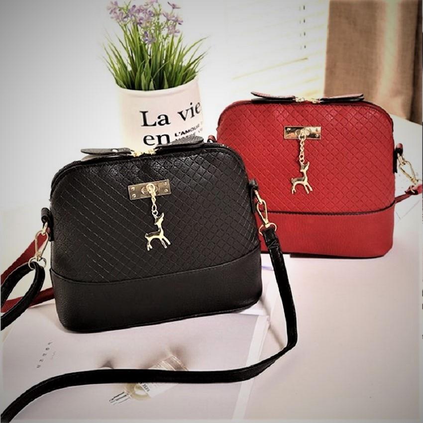 ZERO Profit - New Fashion Shell Women Messenger Bags Cross Body Bag PU Leather Mini Female Shoulder Bag