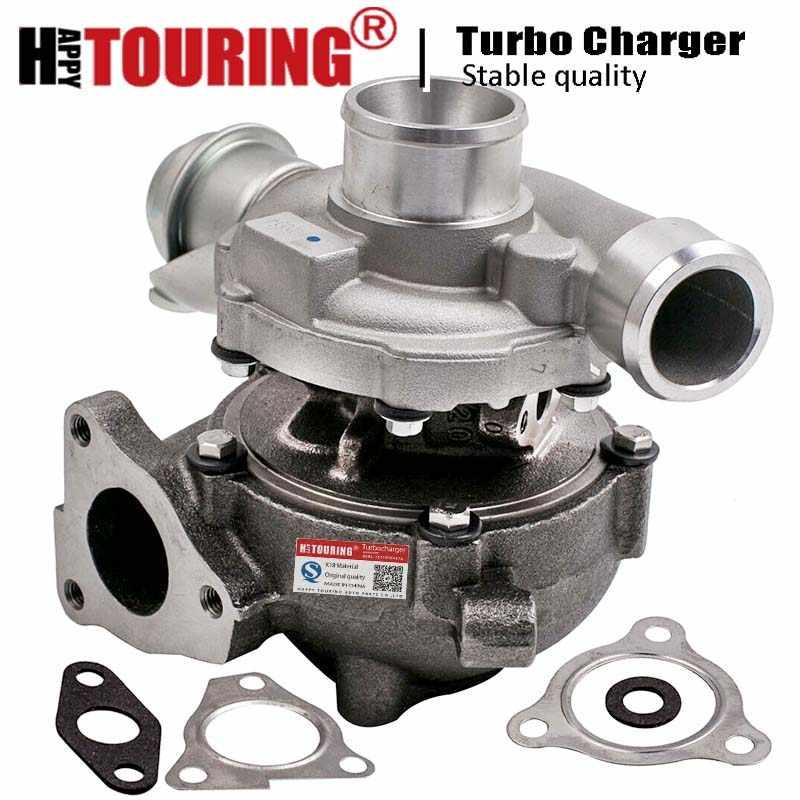 Turbolader Hyundai Accent III Getz Matrix Kia Rio II 1.5 CRDi GLS Turbo Diesel