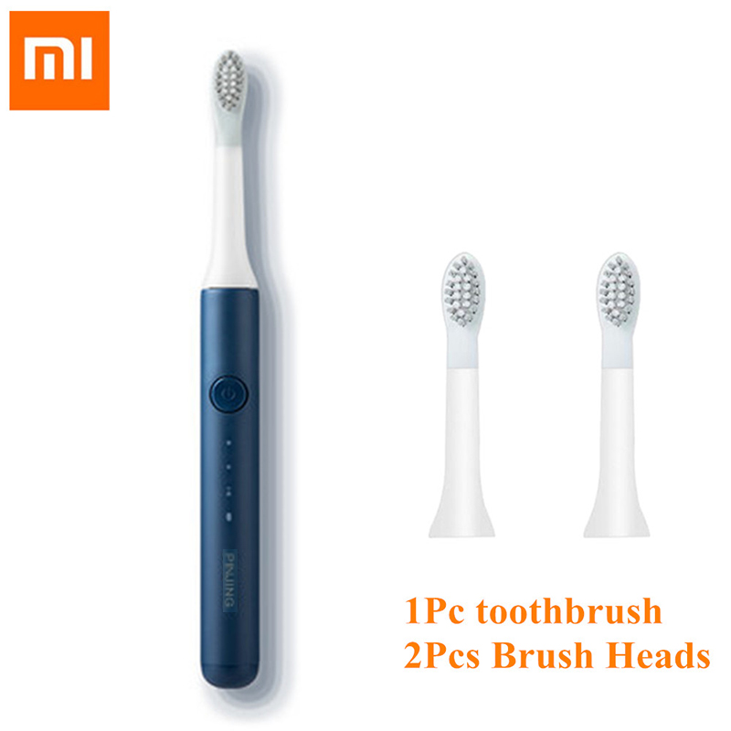 2019 Newest Xiaomi Mijia Soocas PINJING Sonic Electric Toothbrush Wireless Induction Charging IPX7 Waterproof Adult Tooth Brush
