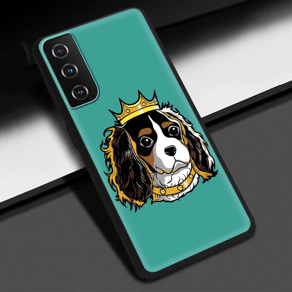Cute Cartoon Barbapapa Phone Case For Samsung A50 A51 A71 A20E A20S S10 S20 S21 S30 Plus Ultra 5G M11