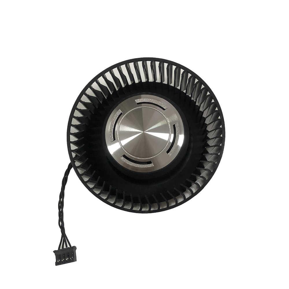 Frete grátis delta bfb0712hf 65mm ventilador de refrigeração para evga gtx660 gtx660ti gtx670 gtx680 placa vídeo gráfica cooler