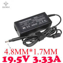 19.5V 3.33A Laptop power Supply For HP ENVY 4 6 Series Adapter Pavilion Sleekbook 14-b000 Laptop Charger PPP009D Laptop AC