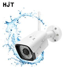 IP אלחוטי מצלמה 1080P WIFI חיצוני טלוויזיה במעגל סגור מצלמה רשת P2P זיהוי תנועת TF כרטיס חריץ IR לילה Waterproof ONVIF h.264