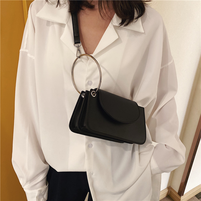 2020 Fashion Small Women Bag Pu Leather Handbags PU Shoulder Bag Flap Crossbody Bags For Women Messenger Bags