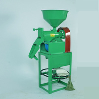Intelligent rice mill automatic grain machine electric shelling machine household rice mill