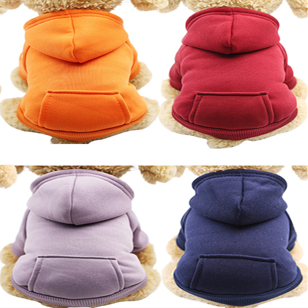 Cute Pet Clothing Vest Jacket Clothing Coat Dog Cat Costume Puppy Puppy Warm And Comfortable Chihuahua