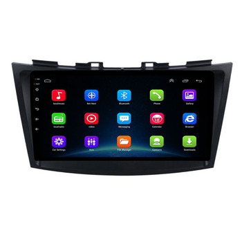4G LTE Android 10.0 For SUZUKI SWIFT 2010 2011 2012 2013 2014 - 2016 2017 Multimedia Stereo Car DVD Player Navigation GPS Radio image