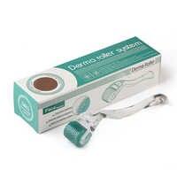LINMEE DRS 192 дермароллер роликовый массажер лица для роста волос бороды против выпадения волос косметический инструмент