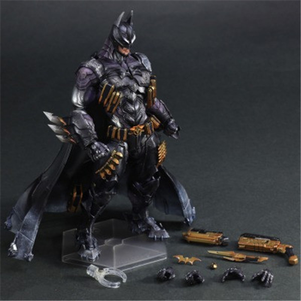 justice League Heavy armor batman