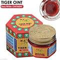 100% оригинальный красный тигр бальзам мазь Chiense анальгетика Лев бальзам Мышцы Мазь для снятия болевых ощущений успокоить зуд 19,5 г