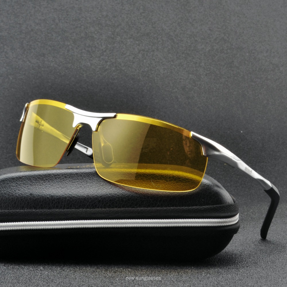 New-Aluminum-Magnesium-Yellow-Sunglasses-Night-Vision-Sunglasses-Men-Fashion-Male-Polarized-Night-Driving-Sun-Glasses