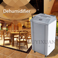 220V Household Intelligent control of humidity dehumidifier Commercial industry Automatic defrost Storeroom warehouse Dryer|Dehumidifiers| |  -