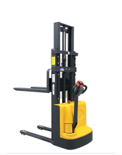 Material Handing Battery Manual Used Telescopic Hydraulic Mini Electric Pallet Handle Lifter