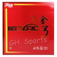 DHS GoldArc 5 (GA5  Made in Germany) 골드 아크 탁구 고무 핑퐁 스폰지 GoldArc 5|탁구라켓|   -