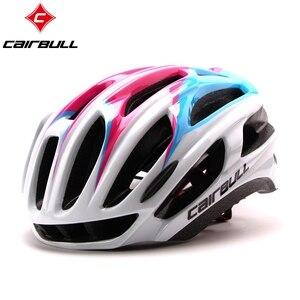 Image 2 - Ссветильник легкий защитный спортивный велосипедный шлем для дорожного велосипеда цельнолитой велосипедный шлем для дорожного горного велосипеда регулируемый