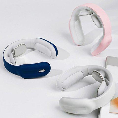 fio cintura pescoco instrumento de massagem eletrica pescoco relaxatio instrumento