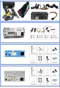 Image 5 - Eunavi Radio Multimedia con GPS para coche, Radio con reproductor, navegador, Universal, Pantalla IPS táctil, Subwoofer, 2 Din, para Nissan, Toyota, WIFI