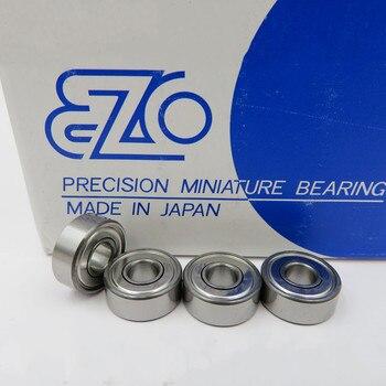 10pcs//lot MR84ZZ 4X8X3mm miniature deep groove Ball Bearings MR84 L-840ZZ