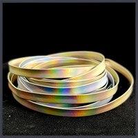 Cordones planos reflectantes con láser para hombre y mujer, zapatos de baloncesto informales, cordones a la moda, color dorado y plateado, 120cm