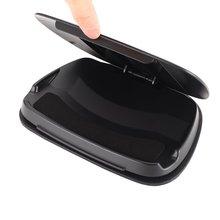 """Держатель для мобильного телефона для автомобиля, автомобильный держатель для телефона на приборную панель, gps Держатель для крепления в автомобиле 3,0-6,"""" размер устройства"""