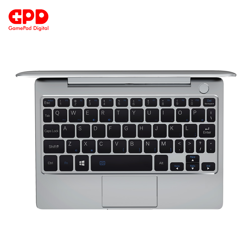 Original GPD P2 Max 8.9 Inch Laptop 8GB 256G Touch Screen Inter Core Celeron 3965y  Mini PC Pocket Laptop Notebook Windows 10