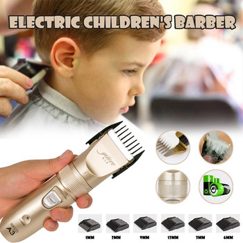 2020 Hair Trimmer Tondeuse Cheveux Tondeuse Haar Metal Professional Hair Clipper Electric Cordless Hair Grooming Home Haircut фото