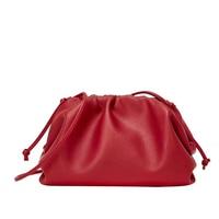 IvyOne Women Bag Female Handbags 2019 New Fashion Brand Cloud Shaped Bags Ladies Shoulder Bags Crossbody Bag Party Date Bags
