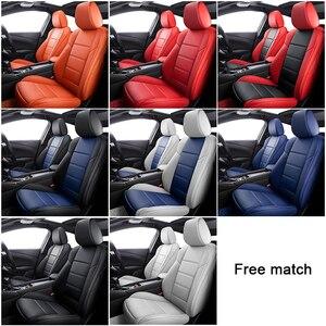 Image 5 - kokololee Custom Leather car seat cover For MAZDA ATENZA 6 CX 7 CX 4 CX 5 Axela MAZDA 3 8 2 5 CX 9 CX 3 Automobiles Seat Covers