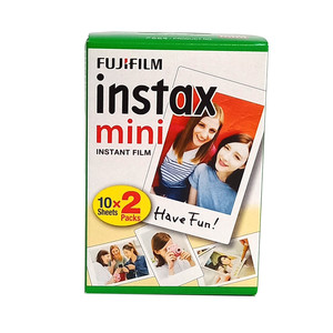 Image 4 - フイルムインスタックスミニフィルム 3 インチ白エッジ写真用紙ポラロイド富士インスタックスミニ liplay ミニ 9 8 7s 25 70 90 インスタントカメラ