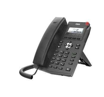 IP Telephone Fanvil X1SP IP Phone VOIP Wireless TelephoneBusiness Office Hotel HD Audio Support EHS Wireless Headset IP Phone
