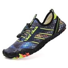 Sneakers Men Aqua-Shoes Barefoot Upstream-Socks Beach-Sandals Quick-Drying Swimming Water