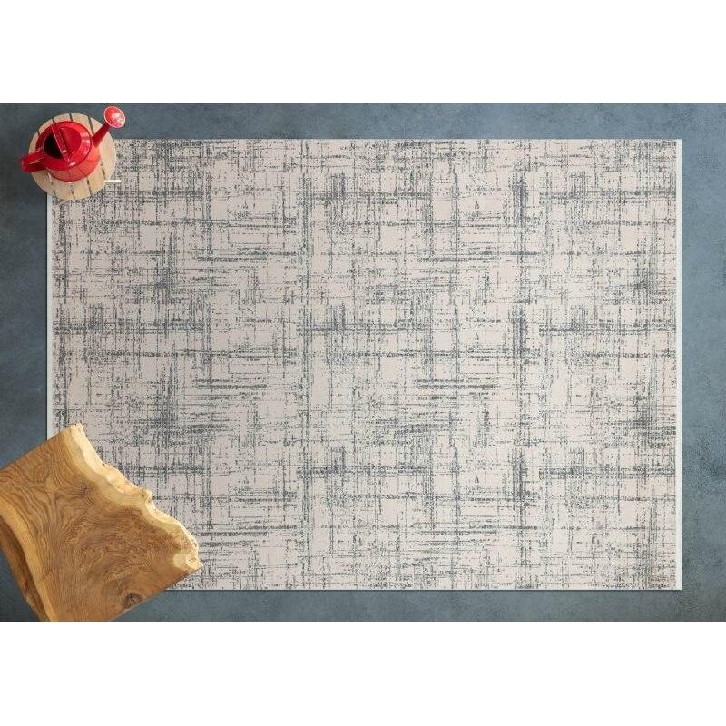 Apex Лофт 8 'x 11' полипропиленовый серый ковер