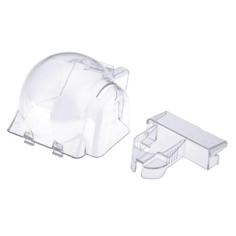 HD Gimbal Camera Protector Cover With Transparent Lens Hood Protective Shell Cap For DJI Mavic Pro Aerial Camera Camera Drones