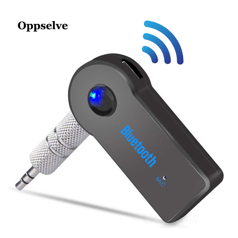 Bluetooth Audio Receiver Universal 3.5mm Jack Wireless Receiver Music AUX Receiver Adapter Speakers Transmitter For Car Kit PC