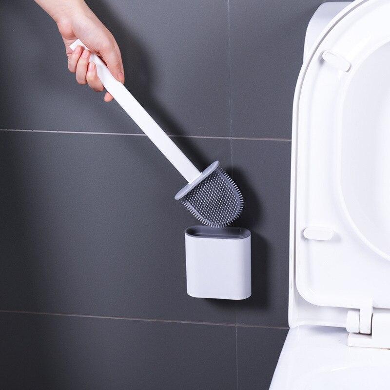 Силикон унитаз щетка настенный навесной ванная туалет аксессуары унитаз борстель эскобилла россе туалет туалет щотка ду туалет