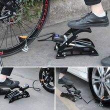 Jakroo насос с педалью высокого давления Мини Портативный велосипедного