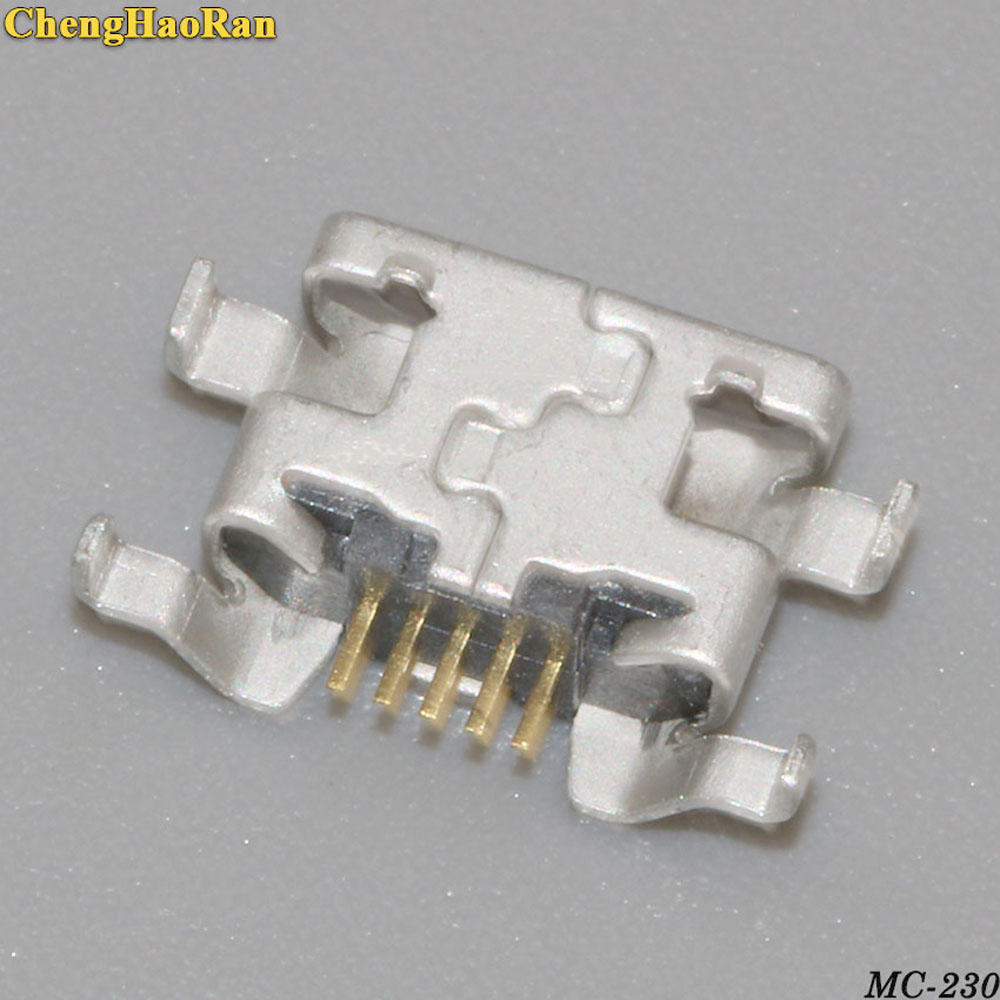 1PCS/lot 5P For <font><b>ZTE</b></font> Nubia Z5Smini NX403A / Grand S II S291 Q505T C880U <font><b>C880S</b></font> USB Charging Port Connector Charge Jack Socket image
