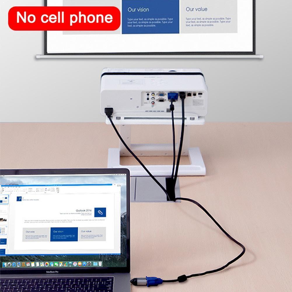 Câble HDMI de Type c 8K HD, convertisseur DP 4K MDP 60HZ vga USB C 3.1, adaptateur de transmission gigabit 1000mbps